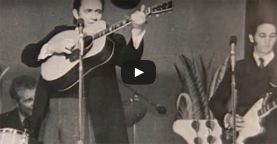 johnny cash saint quentin